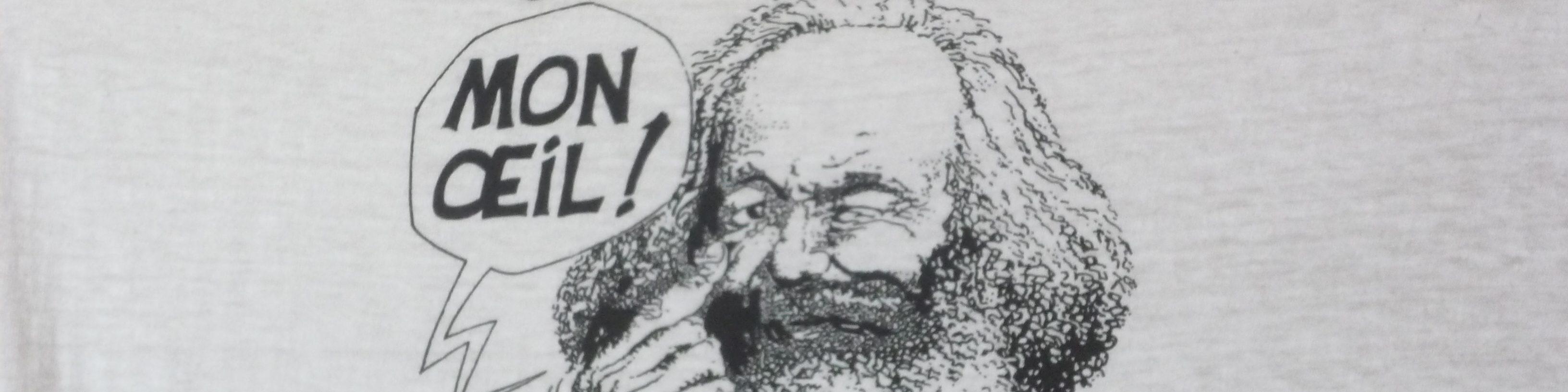 Nouvelles pensées critiques et actualités de Marx